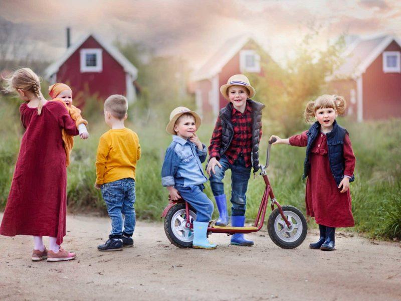 Sesje dziecięce